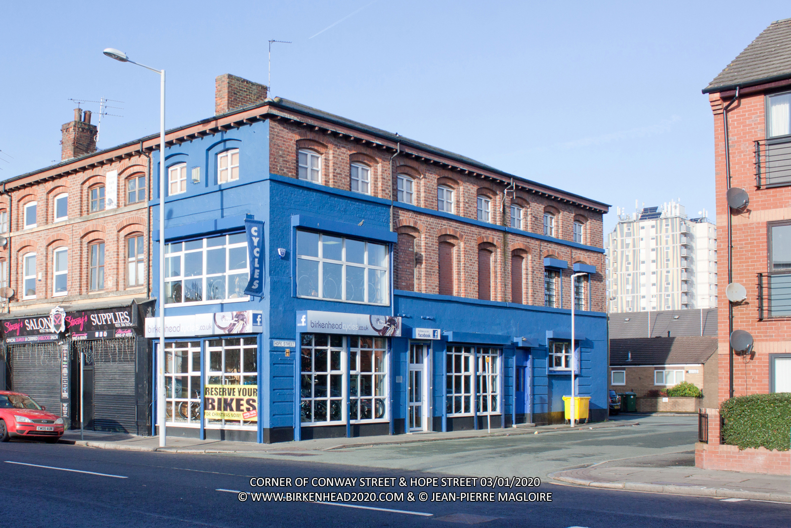 Birkenhead Cycles_Conway Street