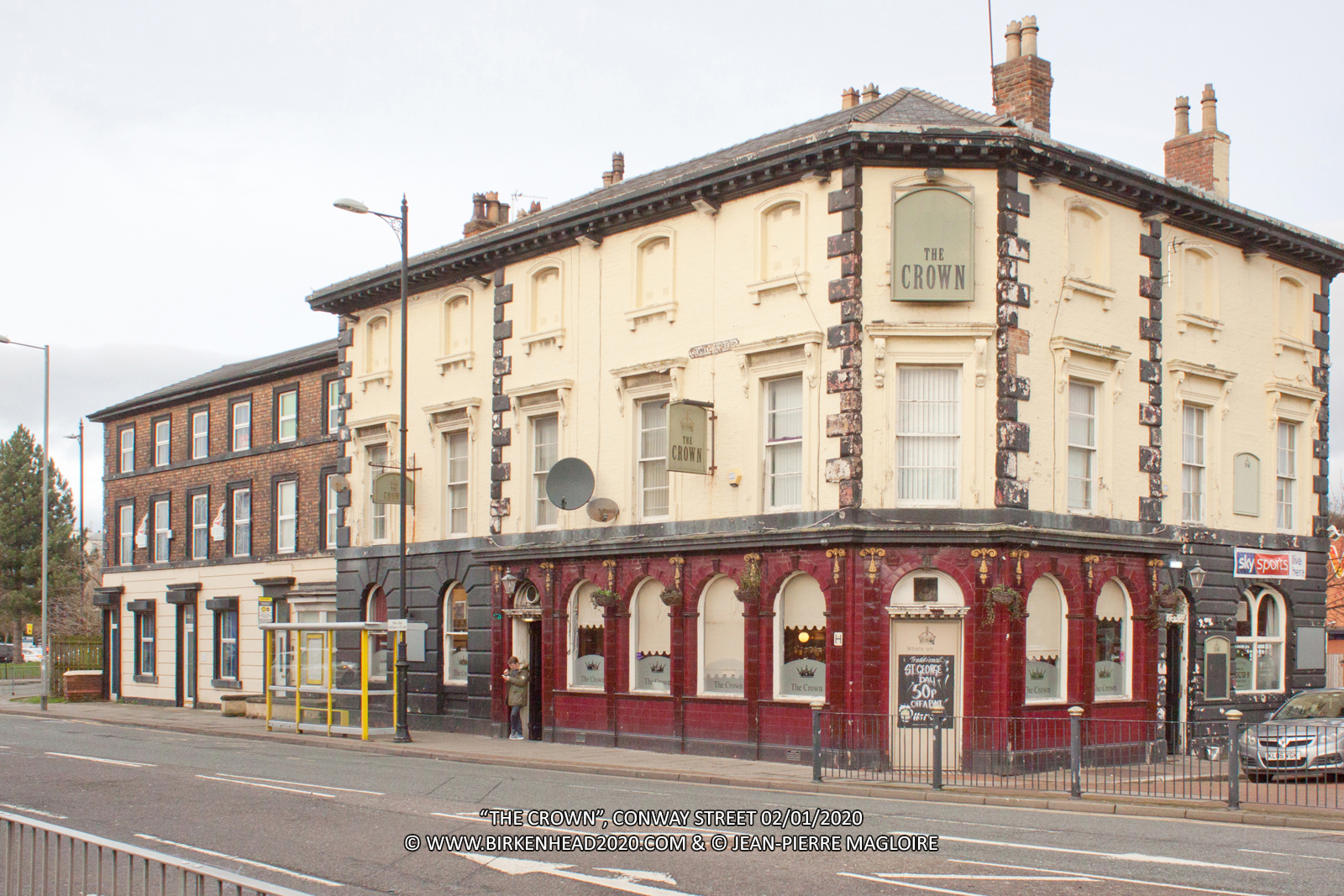 Crown Pub_Conway Street