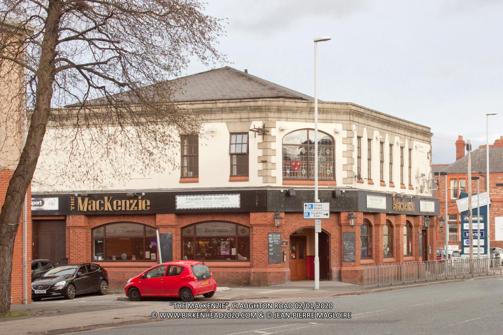 MacKenzie_Claughton Road